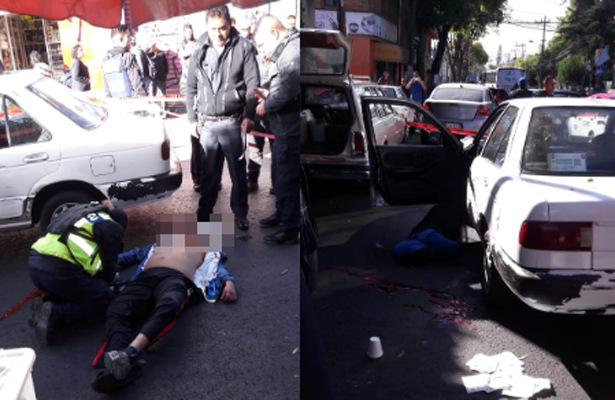 Tamalero mata a sus dos extorsionadores en Magdalena Contreras
