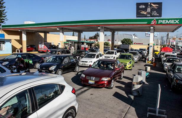 El 70% de gasolineras de Hidalgo han tenido que cerrar