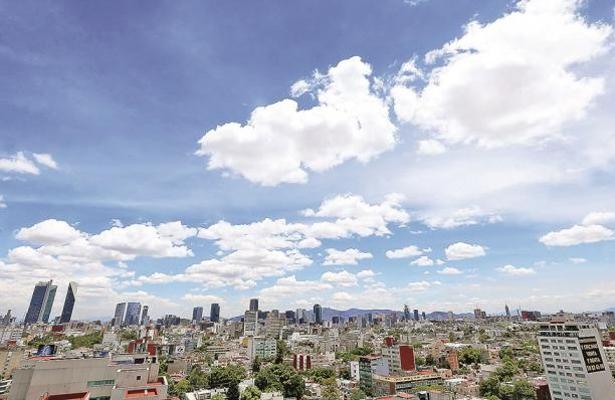 Persistirán las altas temperaturas en la Ciudad de México