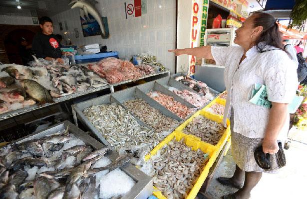 Hidalgo demanda 4 mil toneladas de pescado para consumo