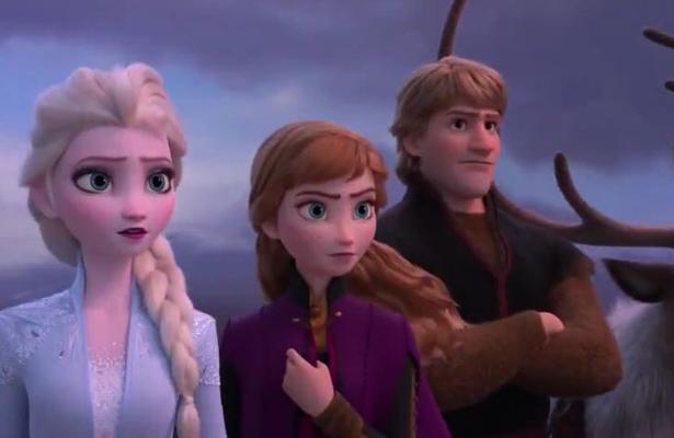 """[Video] Lanzan el esperado tráiler de """"Frozen 2"""""""
