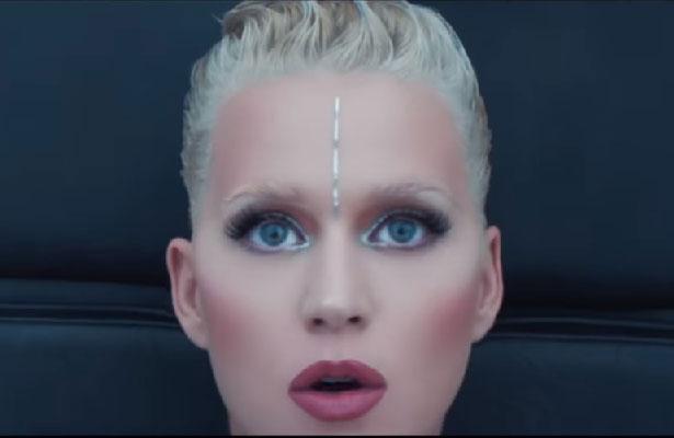 Katy Perry estrena videoclip de su nuevo tema