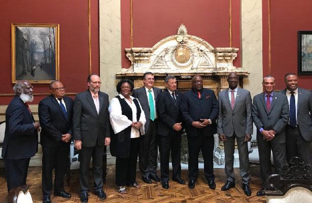 Única vía para abordar compleja situación de Venezuela es el diálogo y la negociación: México y Uruguay