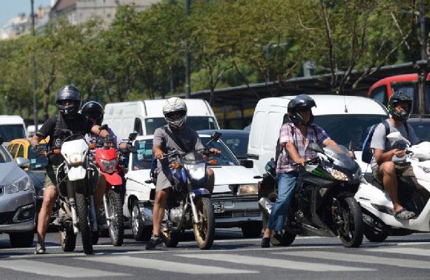 Suben revisiones de motos por delitos cometidos a bordo de esos vehículos