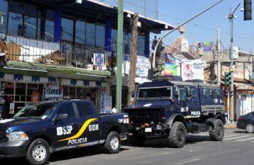 Fortalece SSC seguridad en Iztapalapa