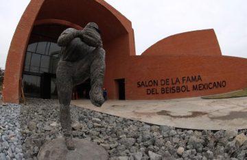 Inauguran Salón de la Fama del Beisbol en Parque Fundidora en Monterrey