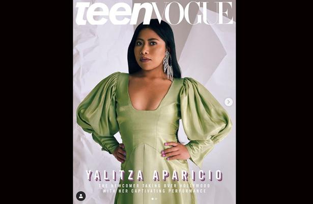 Yalitza y sus portadas