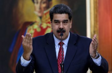 Rusia reitera su apoyo a Nicolás Maduro