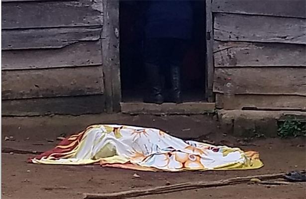 Matan a tres; entre ellos, una bebecita. de tres meses en Huimanguillo
