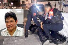 Abuelito le dispara a quemarropa a dos policías en La Raza