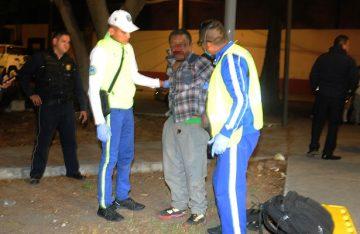 Golpean a presunto violador en la colonia Morelos