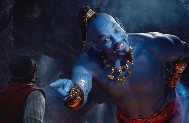 Disney revela el primer tráiler de 'Aladdín'