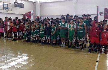 Más de 100 equipos en el Selectivo de Basquetbol