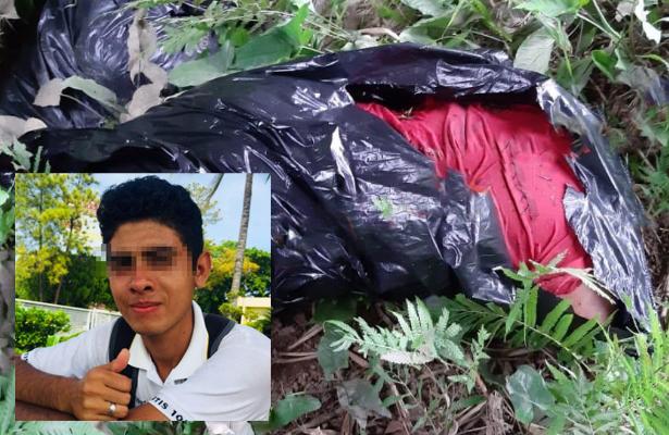 Estudiante es localizado desmembrado dentro de una bolsa de basura en Oaxaca