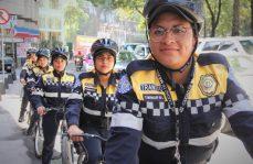 Policías en bicicleta aplicarán multas a autos que invadan ciclovías