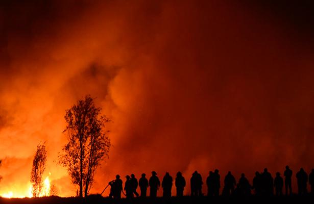 Resultado de imagen para incendios en la CDMX en 2019