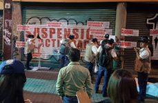 Suspenden 12 bares en el Centro Histórico