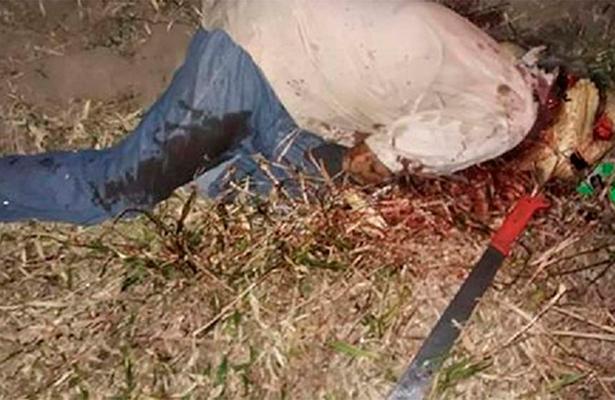 Se mataron a machetazos por la posesión de unas tierras