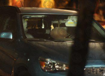 Lo encuentran muerto en interior de vehículo en Iztapalapa