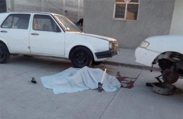 Dos balazos en la cabeza acaban con la vida de un hombre en Toluca