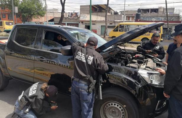 """PGJCDMX, PGJH y FGJEM, realizan primer operativo """"Rastrillo Metropolitano"""""""