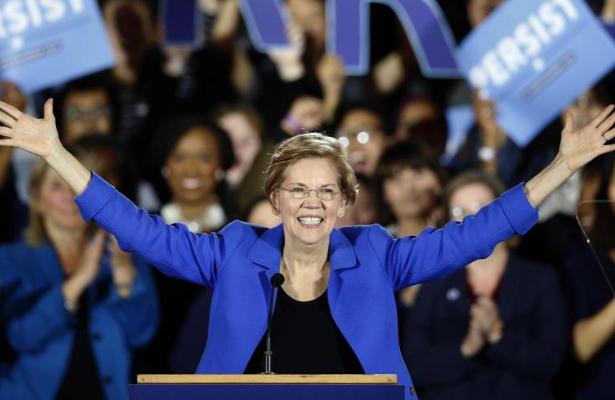 Demócrata Elizabeth Warren se destapa por candidatura presidencial en EUA