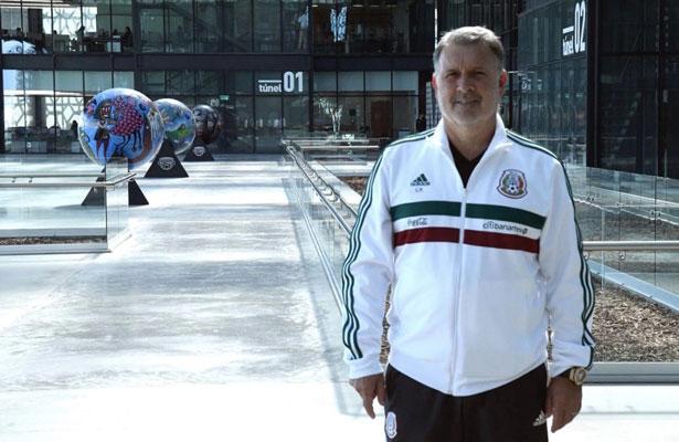 "Inicia la era de ""Tata"" Martino como seleccionador"