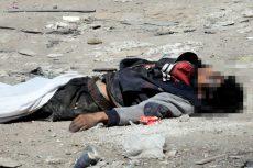 Hallan cadáver con múltiples heridas de golpes en baldío de Tecamac