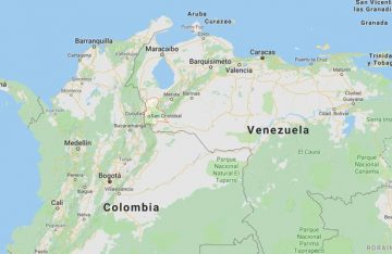 Venezuela ordena cerrar frontera con Colombia