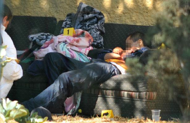 Lo apuñalan y dejan abandonado en un parque en Iztacalco