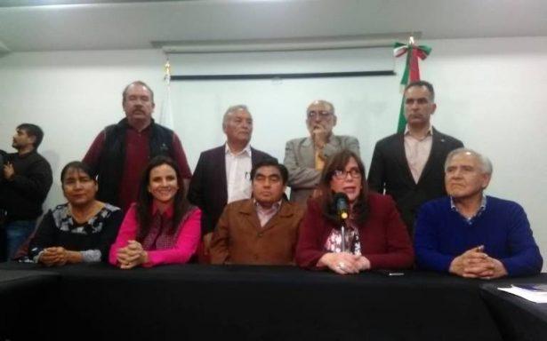 Eligen a Barbosa como candidato de Morena para la gubernatura de Puebla