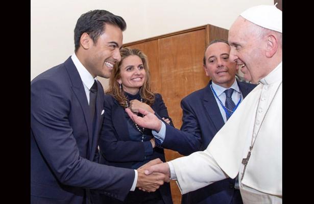 Carlos Rivera promoverá la paz y la inclusión social en México