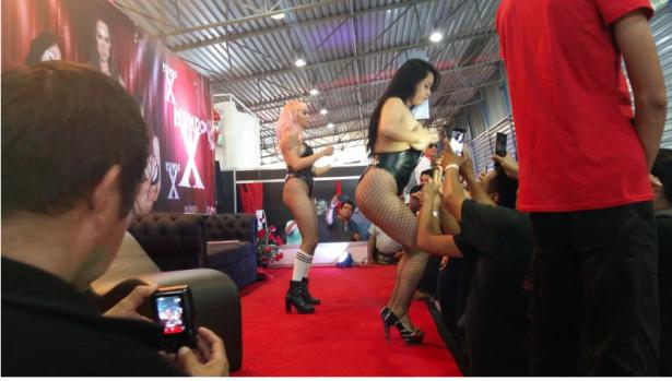 [FOTOS Y VIDEO] Se despide Expo Sexo y Erotismo 2019
