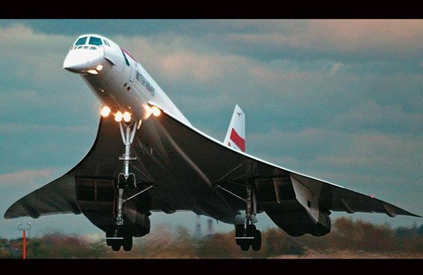 Concorde celebra los 50 años de su primer vuelo