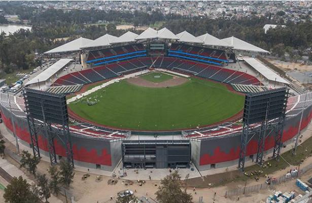Así fue la inauguración del estadio de los Diablos Rojos
