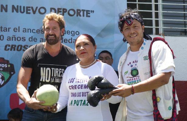 Celebran aniversario 51 del Deportivo Tepito
