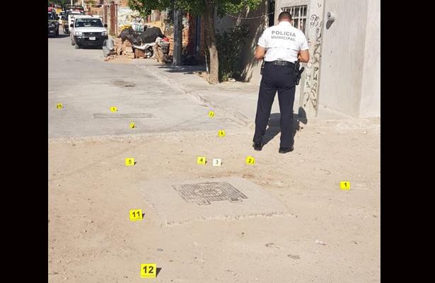Le descargan la pistola y lo ejecutan en Aguascalientes