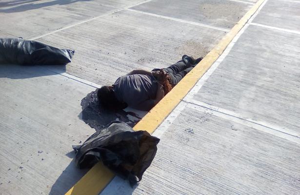 ¡Macabro! Localizan bolsas con cadáveres en Oaxaca