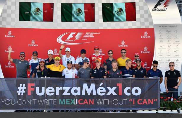 Crece una leve esperanza para el Gran Premio de México