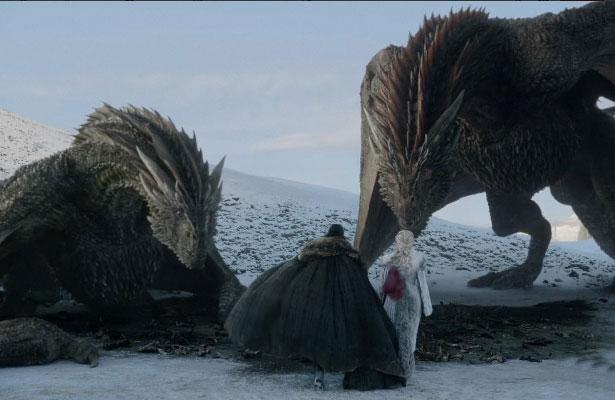 Por fin! Lanzan trailer de Game of Thrones