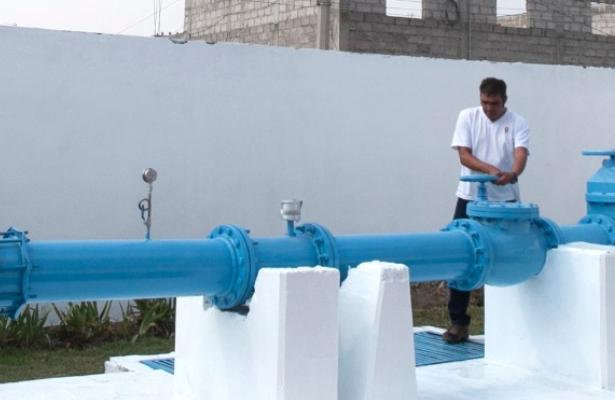 Autoridades logran recuperar 4 pozos colapsados en Ecatepec; 72 mil habitantes recibirán agua