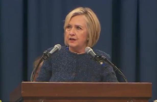 Hillary Clinton descarta postularse para presidencia de EUA en 2020