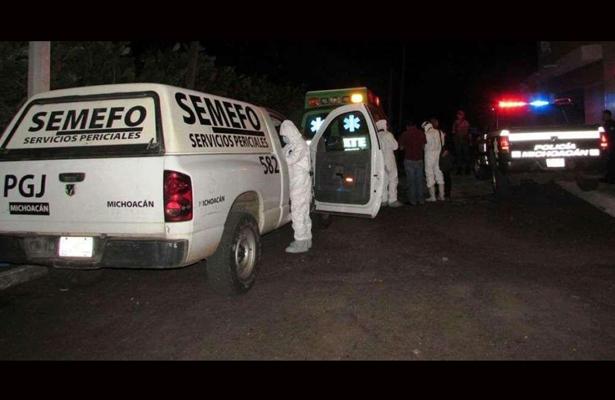 Lo matan a balazos en Zamora Michoacán