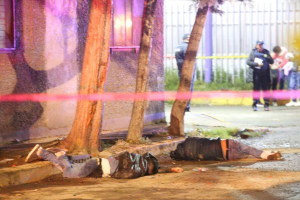 La Ramos Millán, foco de violencia y crimen