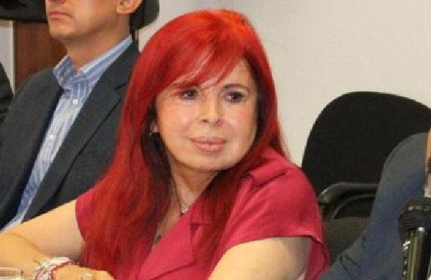 "Anuncia alcaldesa de Álvaro Obregón Layda Sansores, combate a la ""mafia inmobiliaria"""