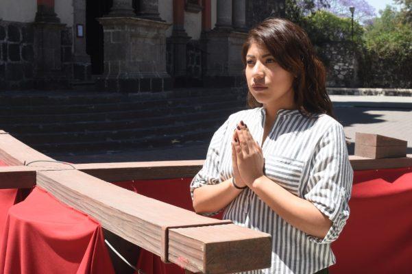 Actriz que representará a María dice estar lista para el reto