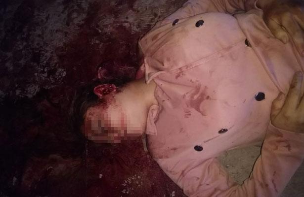 Agreden a seis a balazos en Neza; una mujer muere