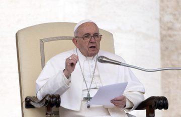 Papa Francisco lanza proyecto tecnológico