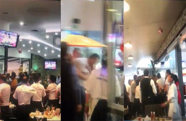 [VIDEO] Otra campal en el Fisher´s de Arboledas!