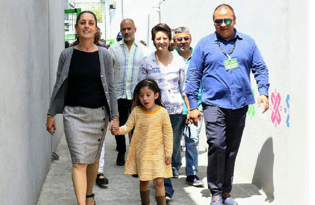 Anuncia Sheinbaum proyecto especial de vivienda para Atlampa, Tacubaya y Centro Histórico
